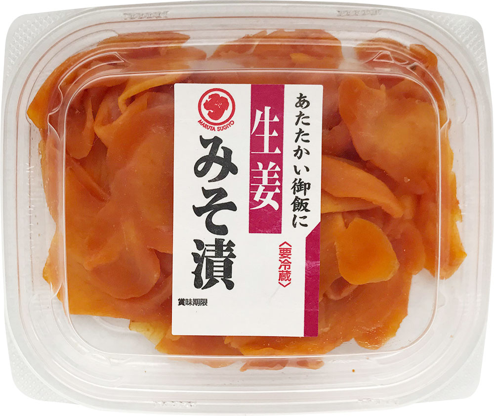 生姜みそ漬 80g