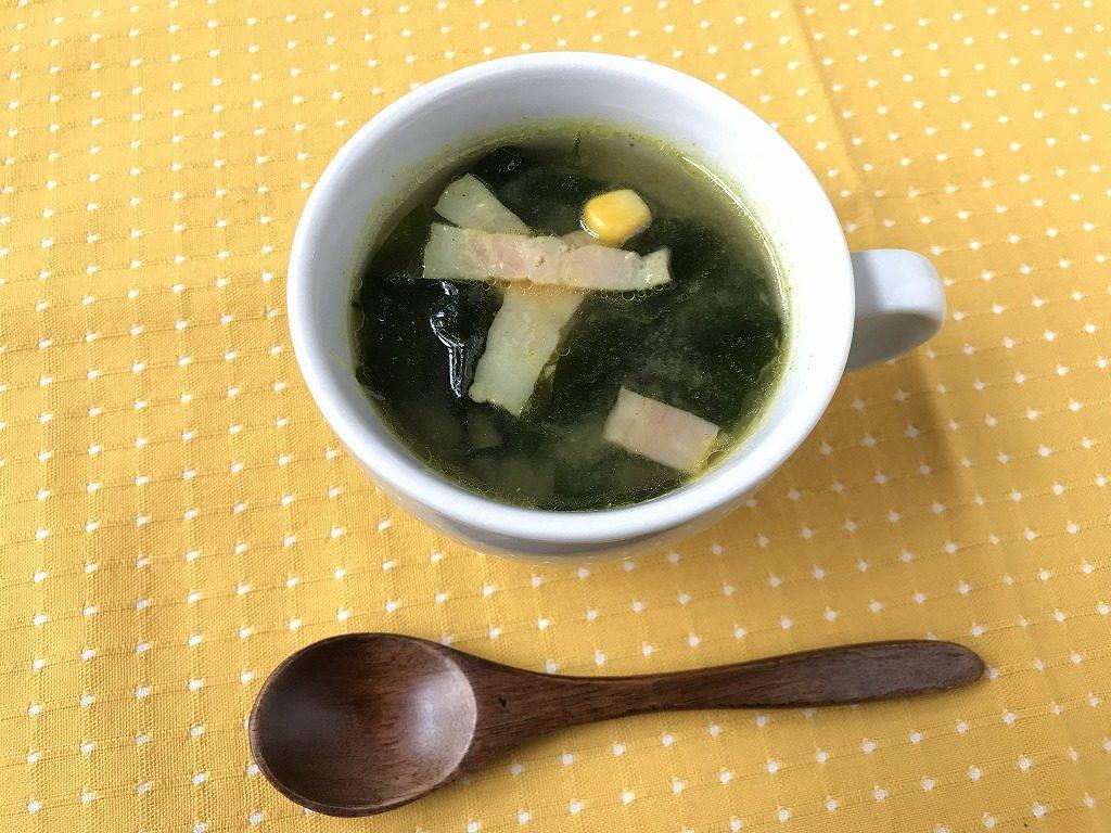甘酒カレースープ