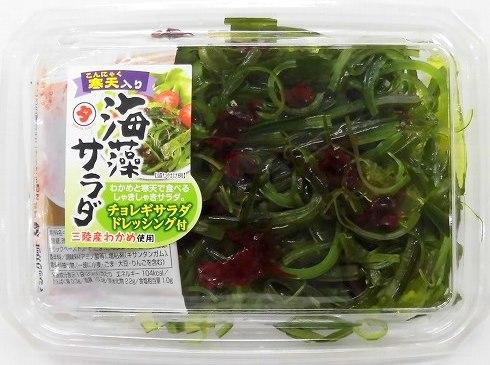 海藻サラダ ~チョレギサラダドレッシング付~