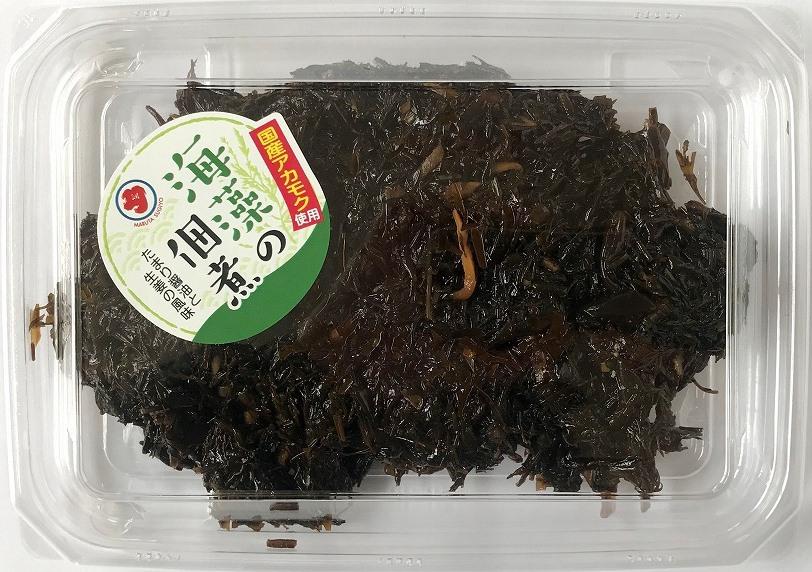 海藻の佃煮